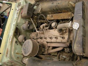 54 Pontiac