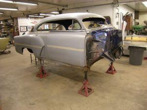 Pauls 54 Chevy - GTO