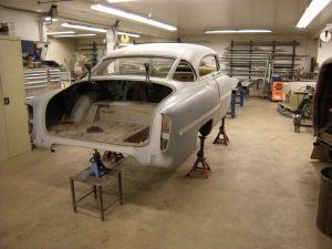 Pauls 54 Chevy - GTO (1)